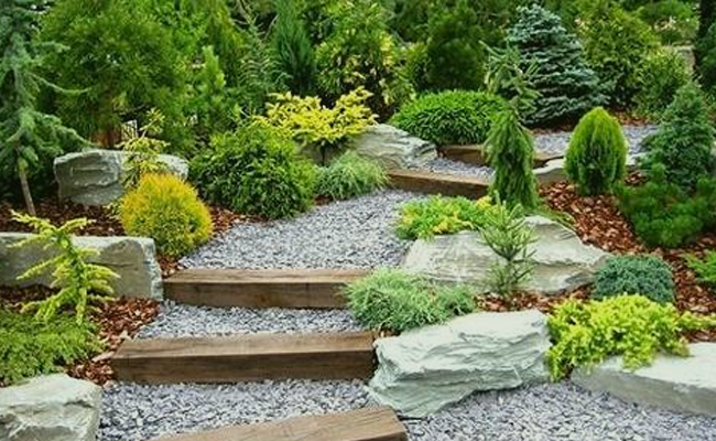 Gardening design and structures